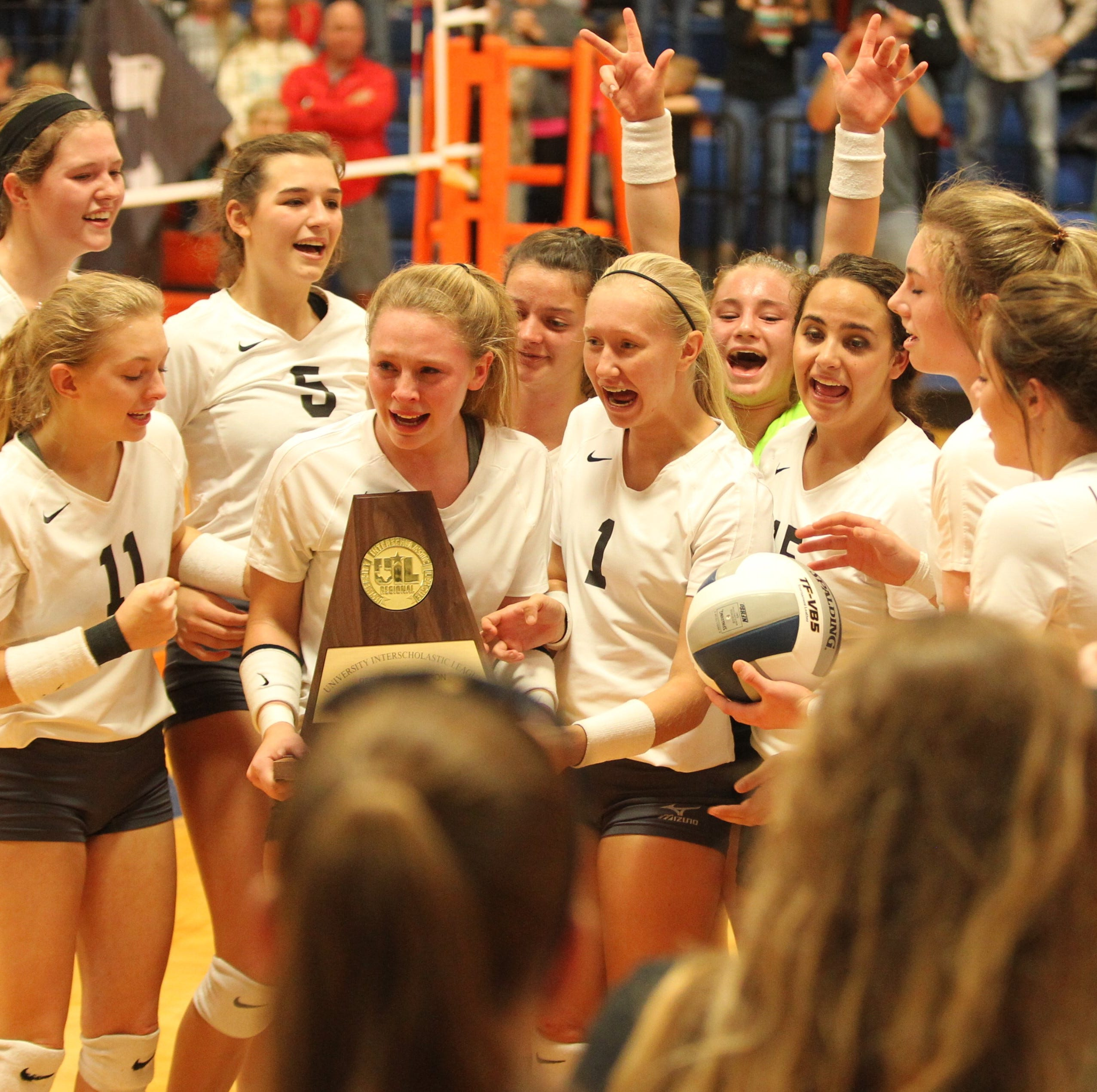 Water Valley tops Bronte for state volleyball berth