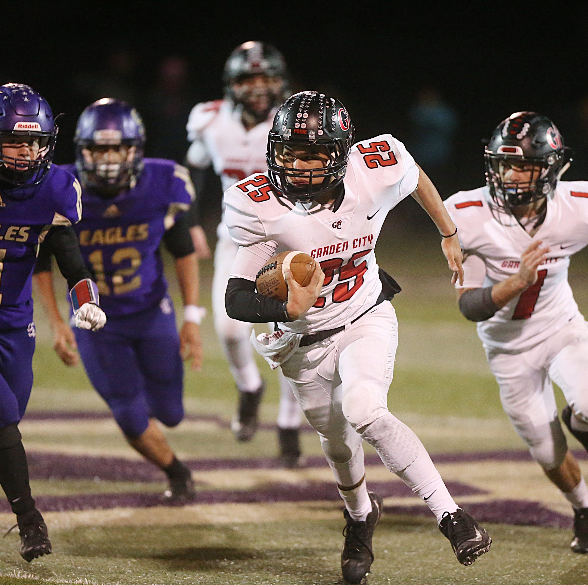 WEST TEXAS FOOTBALL: The Best of Week 11
