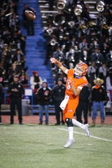 San Angelo Central QB Brown working to elevate passing game