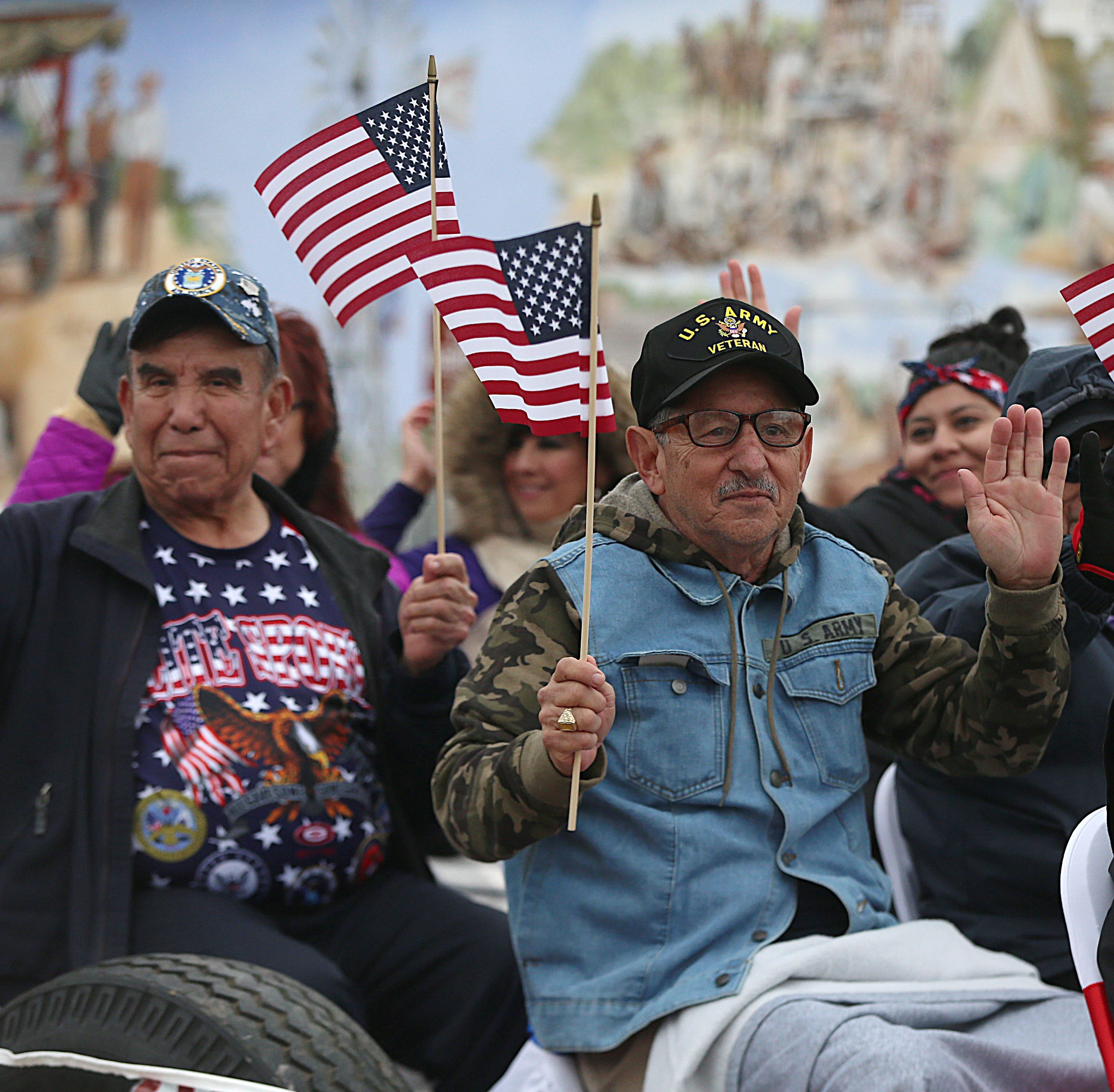 15th annual Veterans Day Parade honors all who served