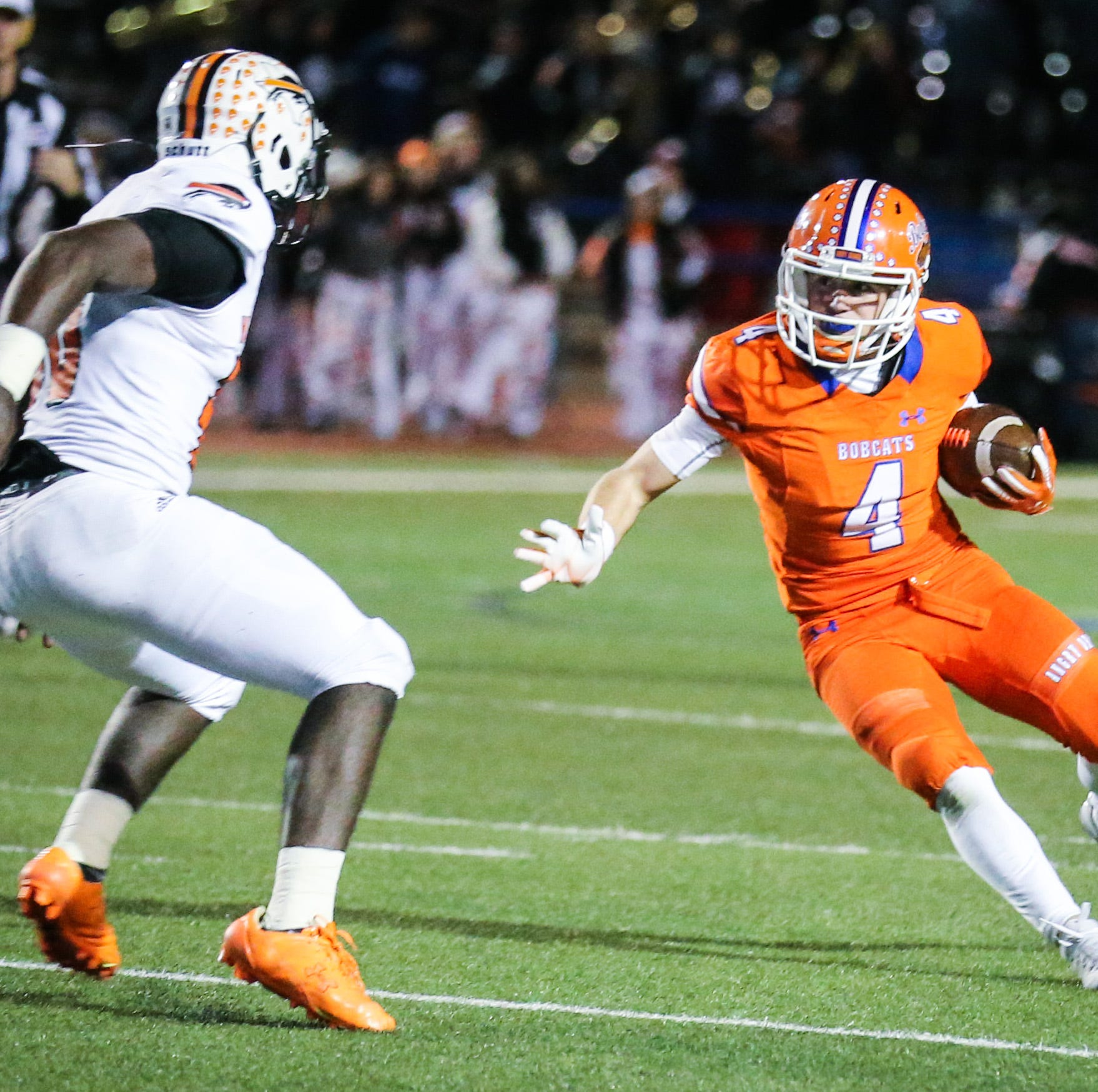LIVE UPDATES: San Angelo Central vs. Arlington Lamar