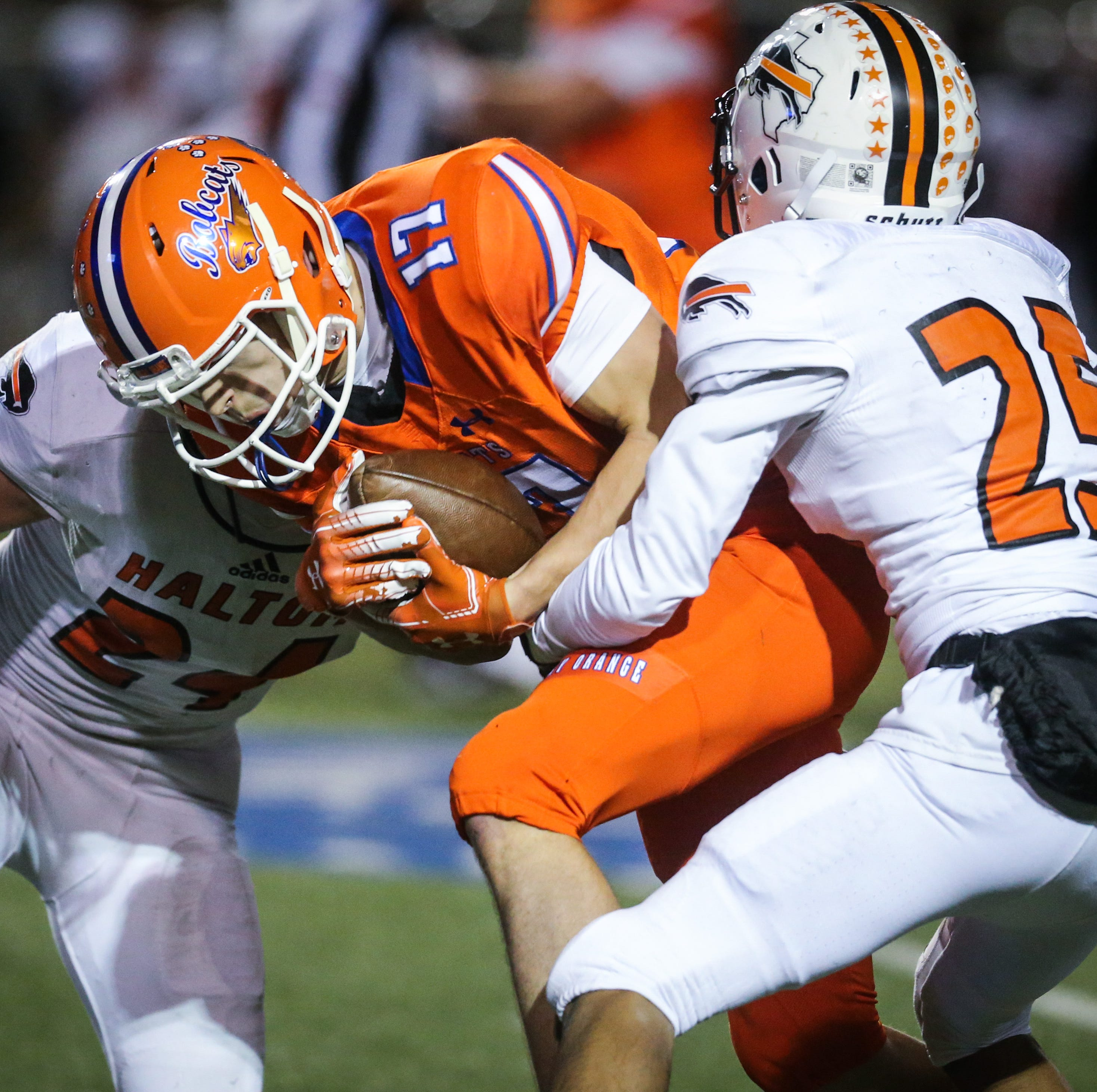 San Angelo Central's comeback falls short against Fort Worth Haltom