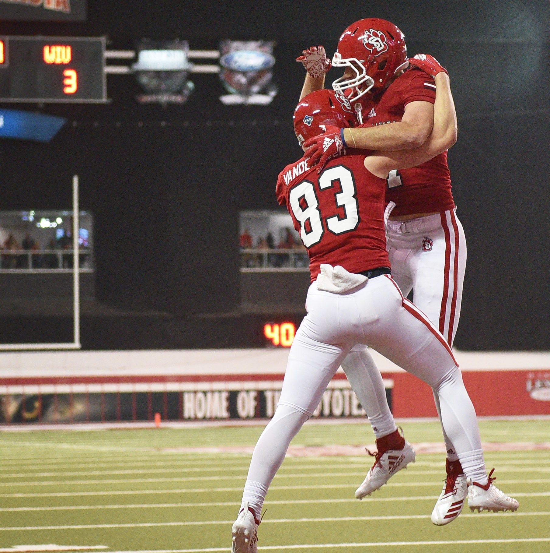 South Dakota Coyotes football earns a feel-good win over Western Illinois