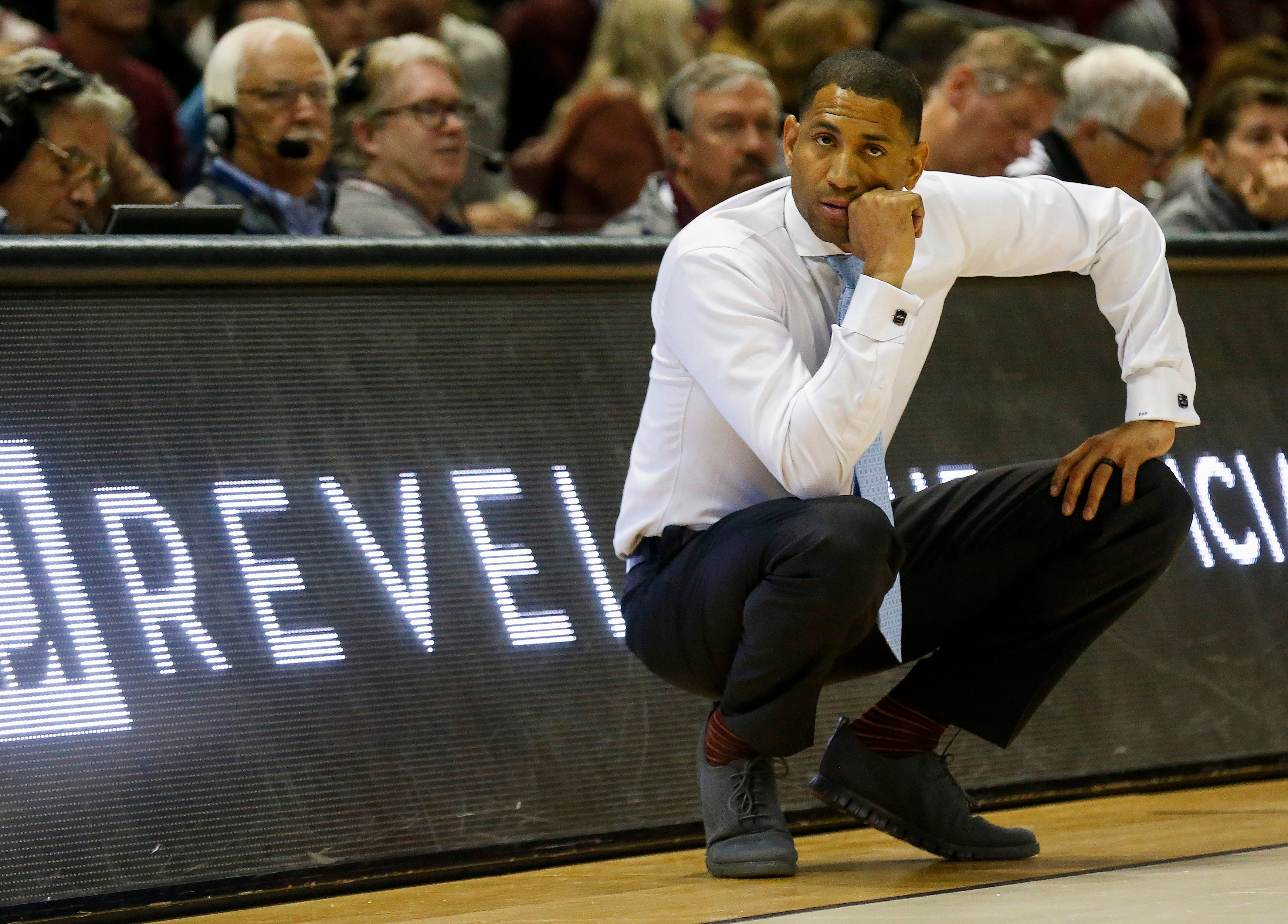 Missouri State's new head basketball coach Dana Ford is familiar with Murray State, having battled the Racers during his time in the Ohio Valley Conference.