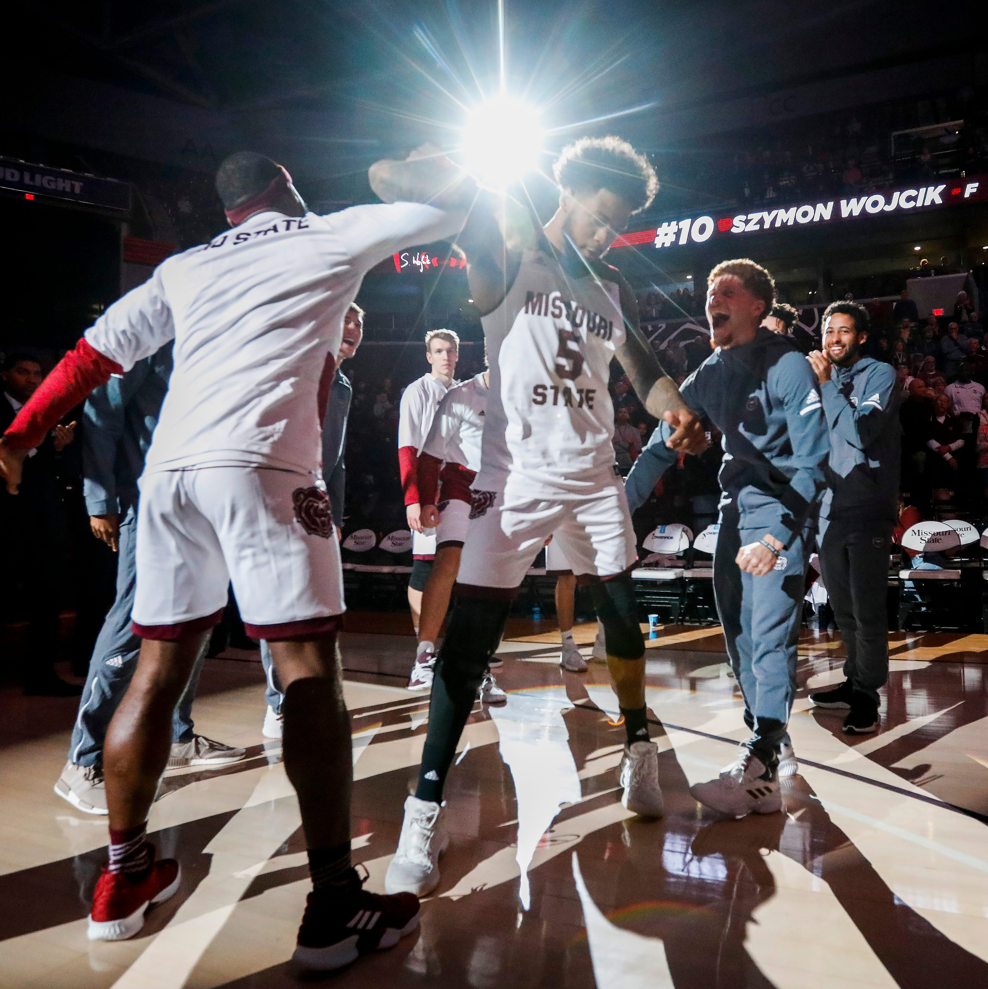 LIVE: Missouri State takes on No. 24 Nebraska in Hall of Fame Classic