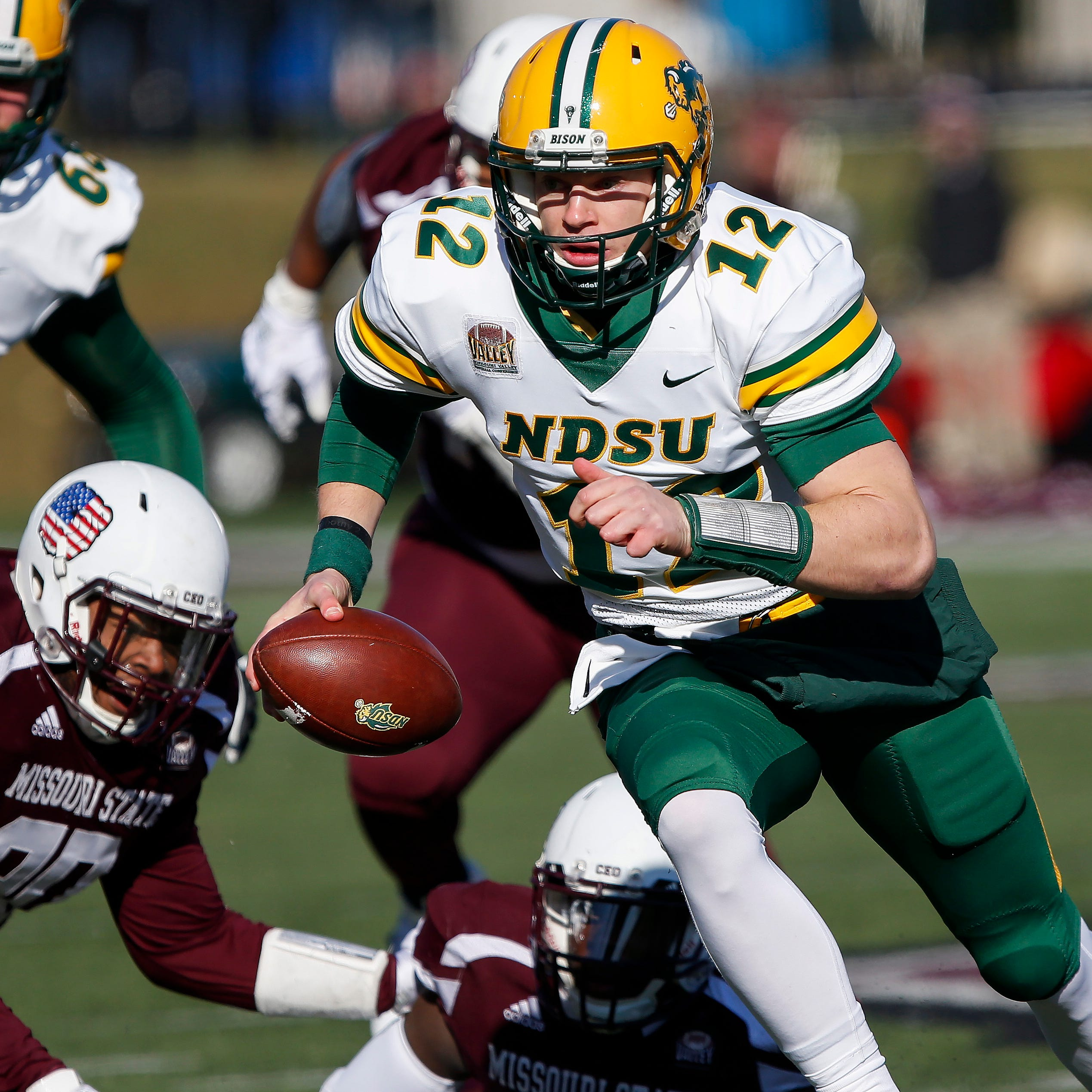 Missouri State had no answers in blowout loss to No. 1 North Dakota State