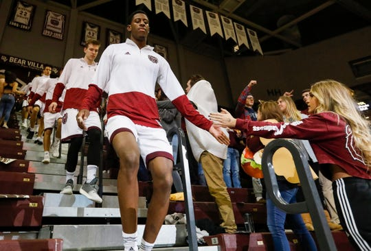 On Nov. 9, 5,038 fans were at JQH Arena as Missouri State University defeated Robert Morris 74-60.