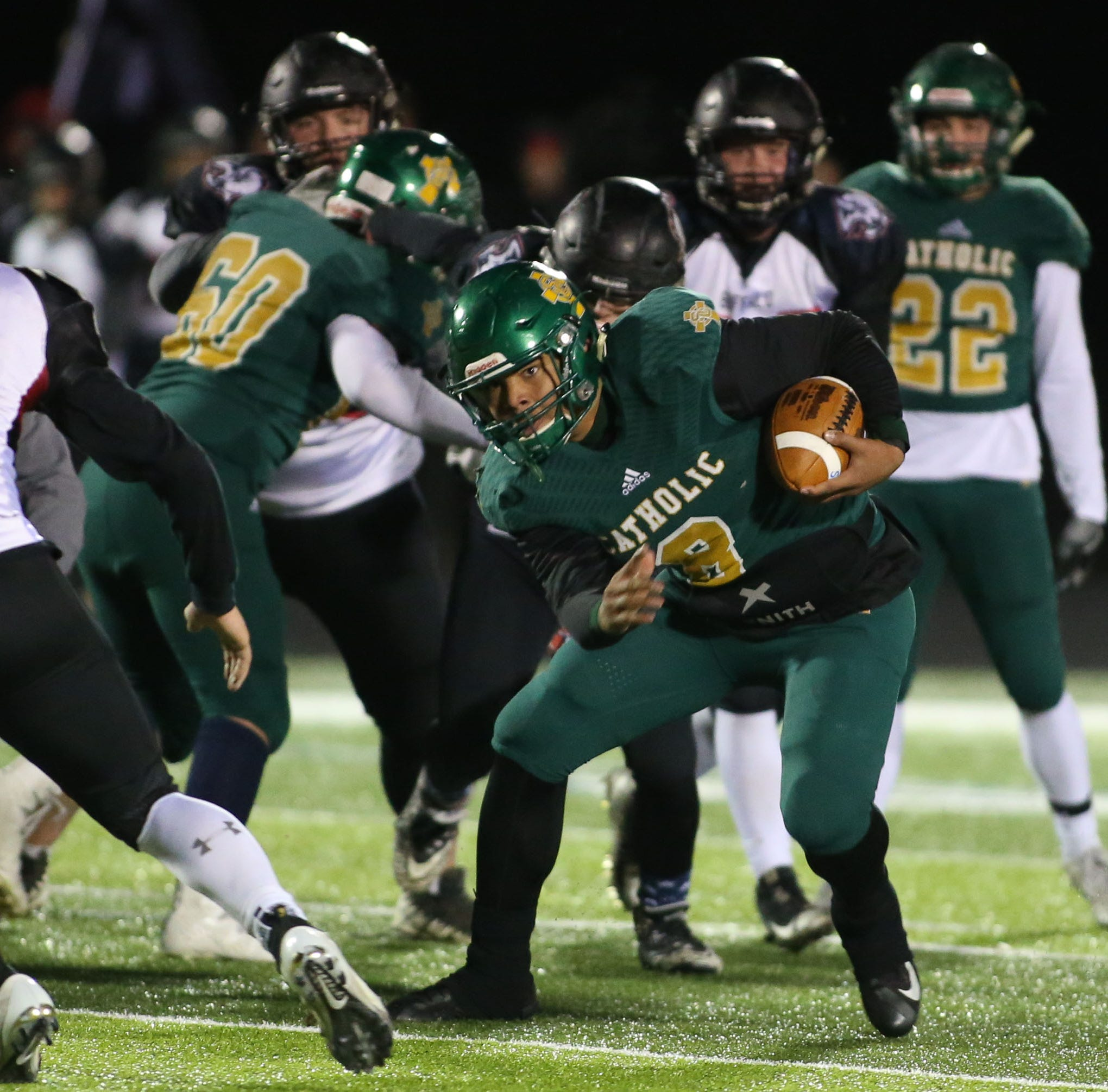 Springfield Catholic advances to state quarterfinals with big win over Buffalo