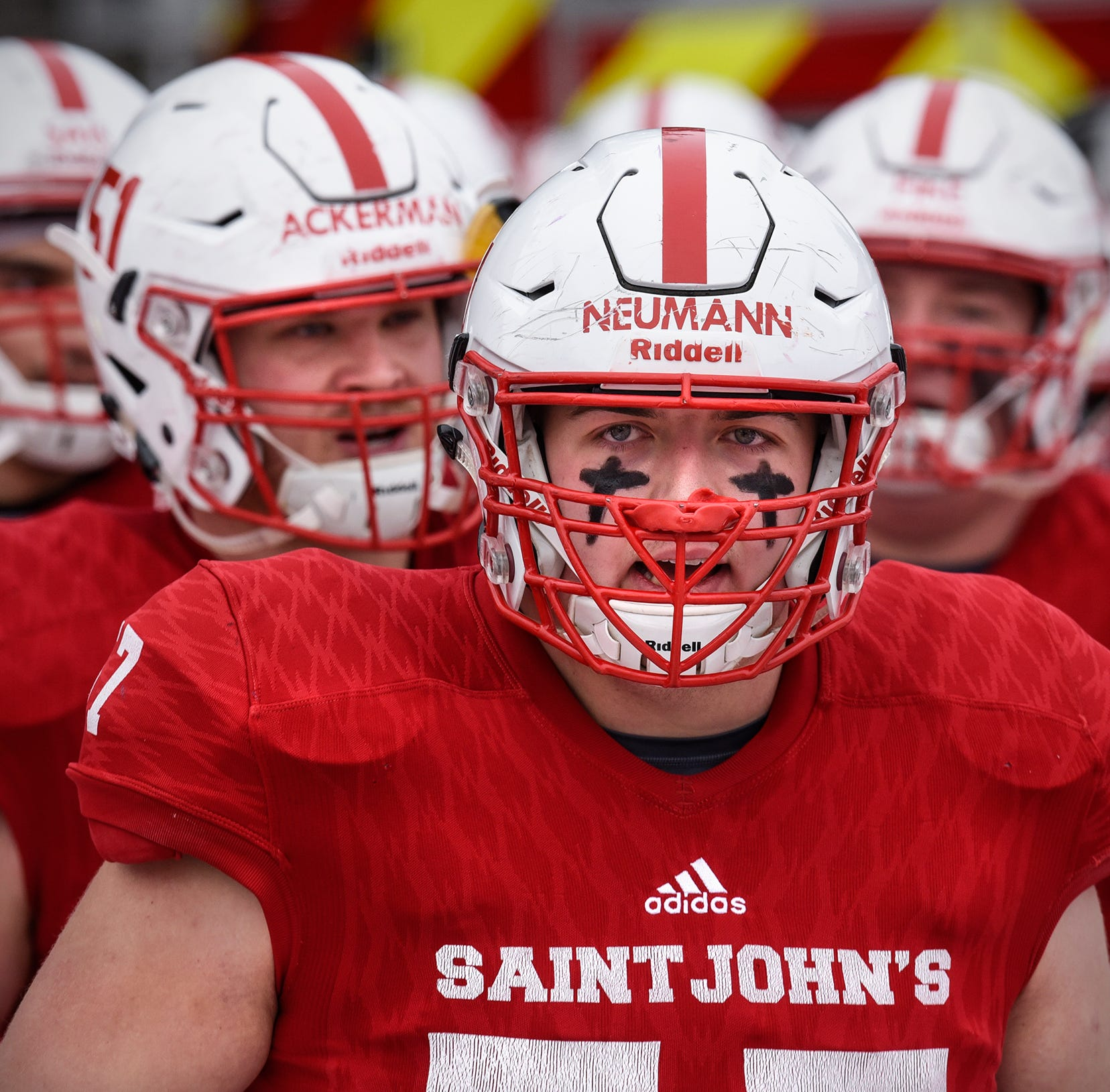 St. John's Football: Johnnies' lineman finds a starting spot on the line
