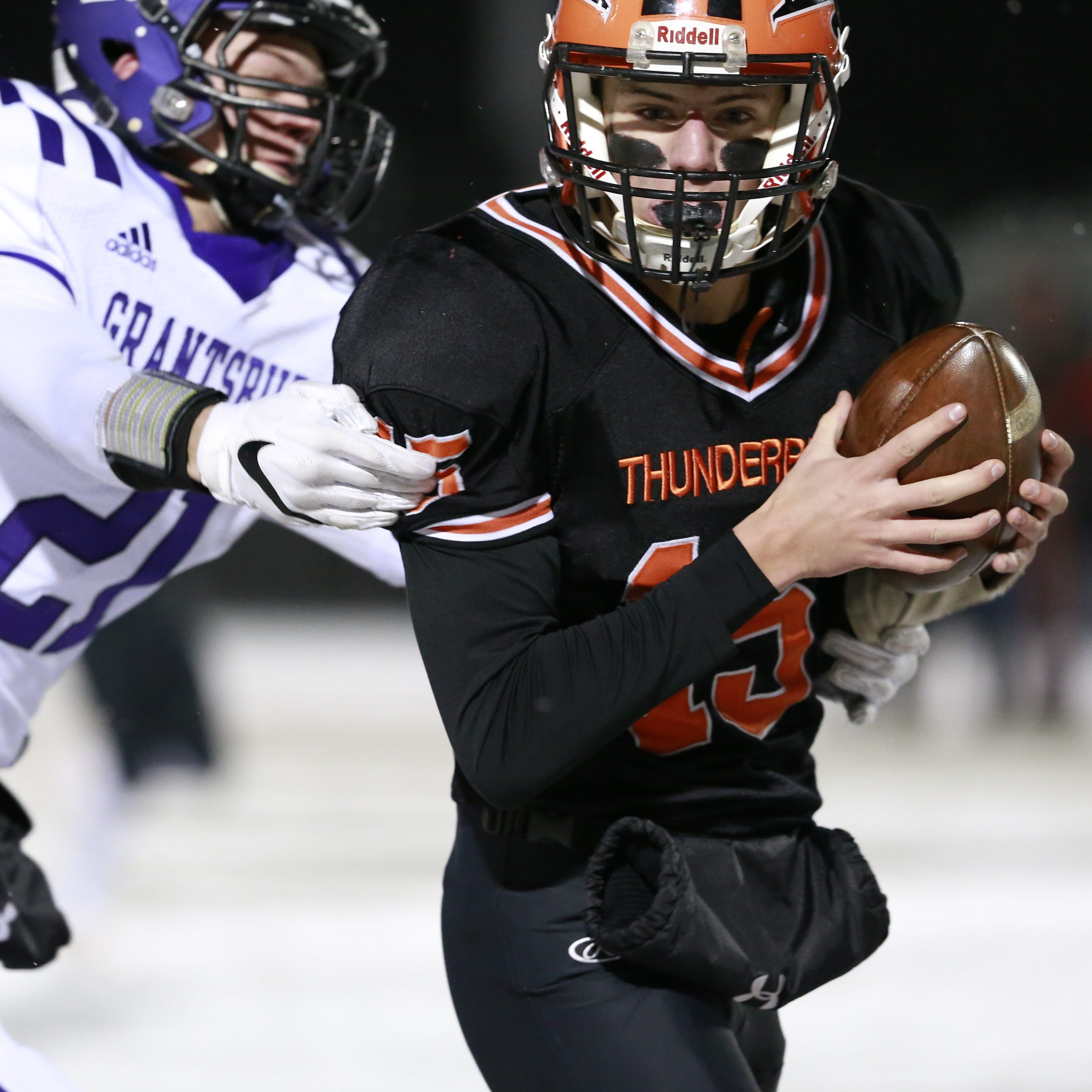 WIAA football: Record-setting Huettner, Iola-Scandinavia will play in state title game