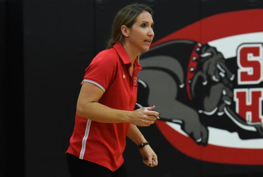 South Fork volleyball coach Cherese Wiggins is only the third coach in any sport in the school's 37-year history to lead a team to a state final.