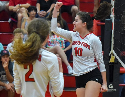 Tcn 1111 State Volleyball