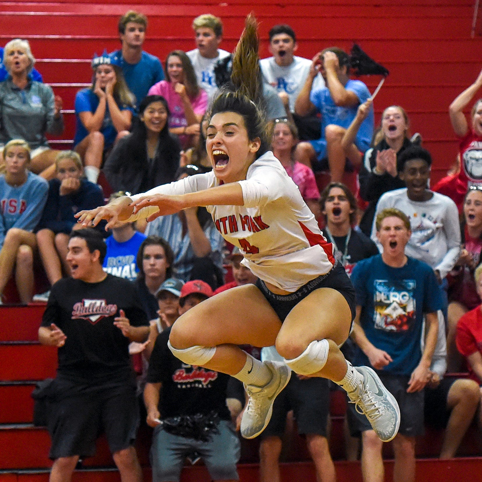 South Fork volleyball advances to Class 7A state championship match