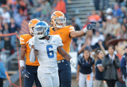 UTEP and Middle Tennessee do battle Saturday at the Sun Bowl