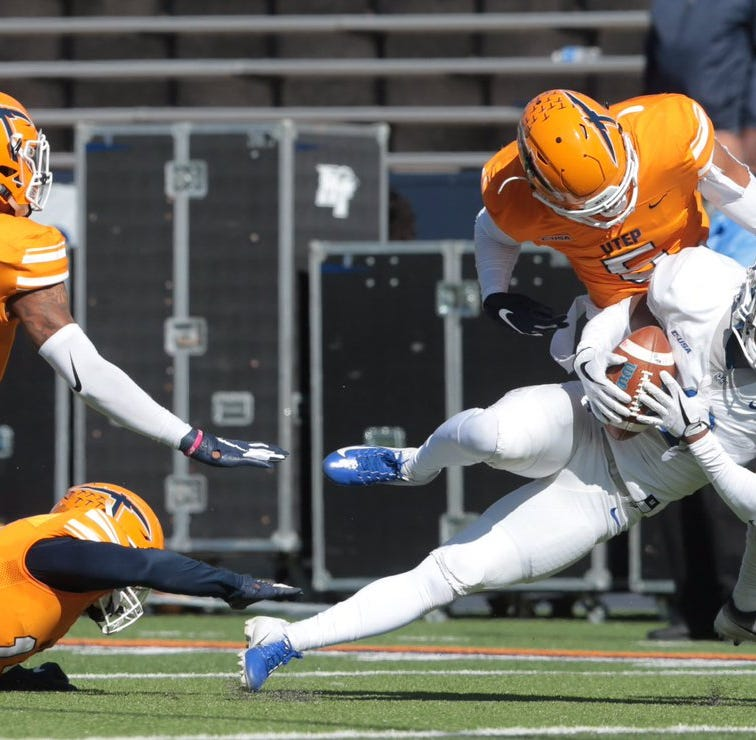 UTEP game today: Follow live as Miners take on Middle Tennessee at Sun Bowl