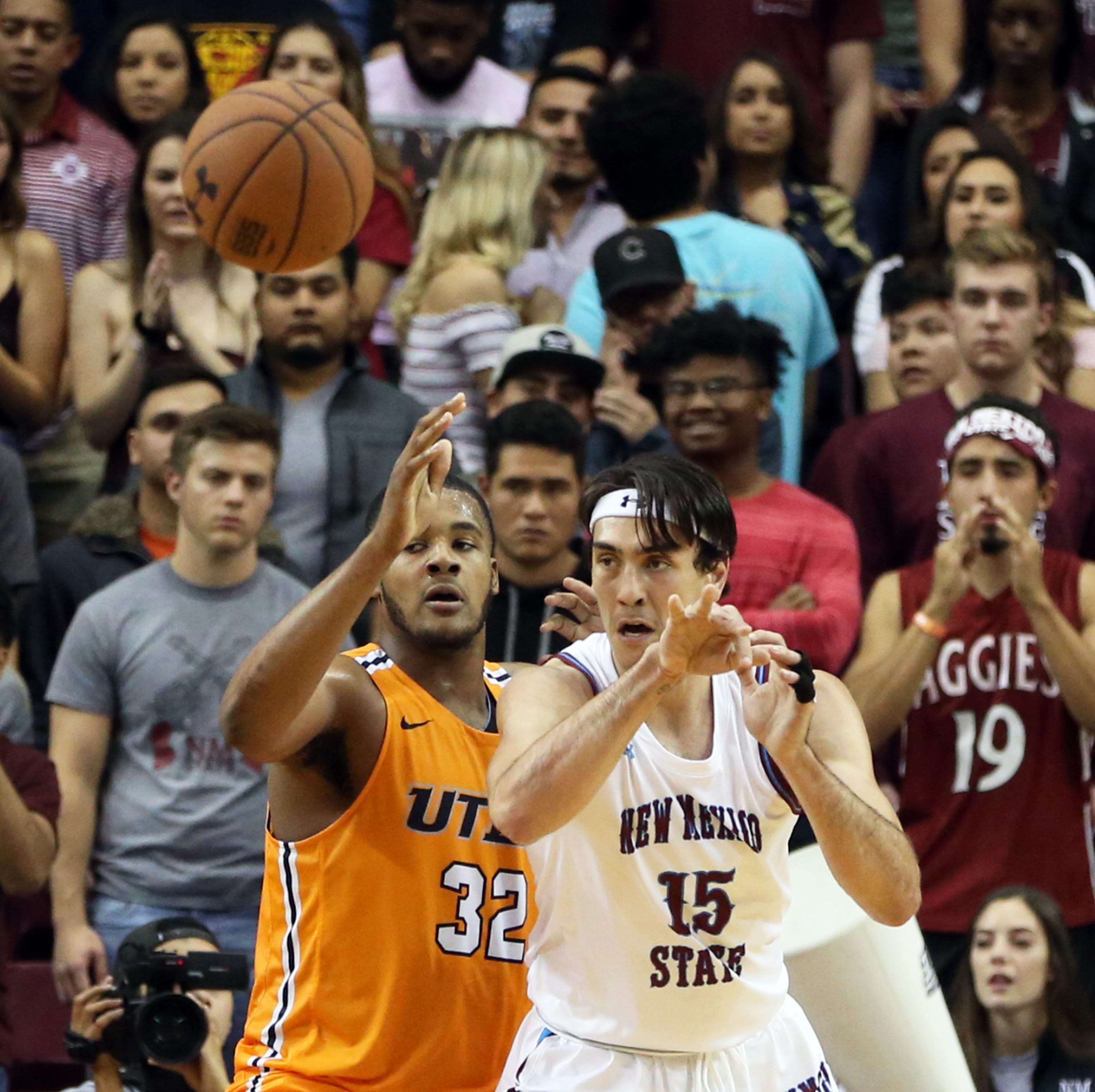 This week will be a good barometer of where New Mexico State basketball is at