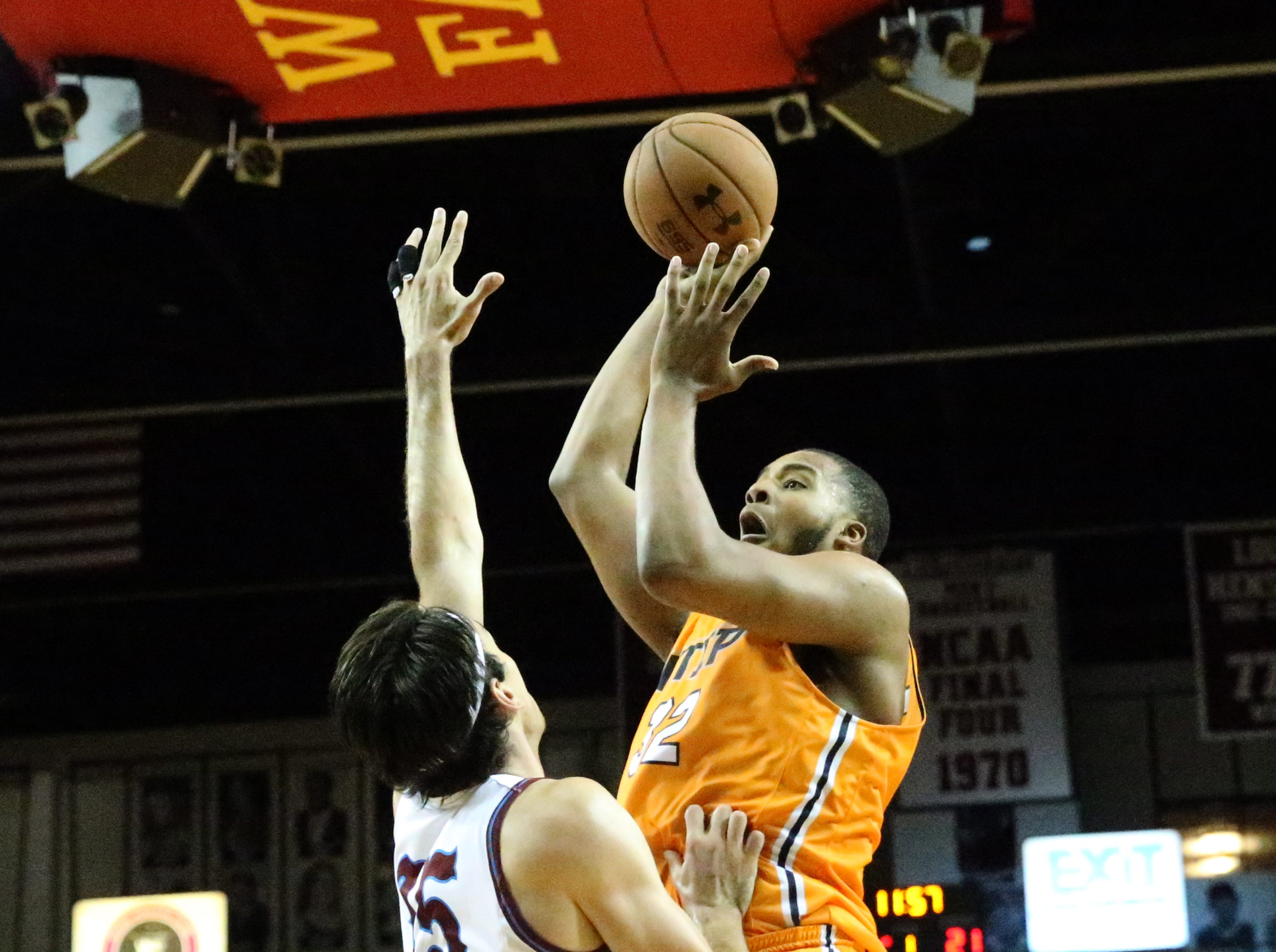 UTEP is overtaken by NMSU in the second half, loses 96-69 Friday night in the Pan American Center..