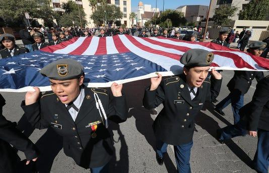 Main Veterans Day Parade
