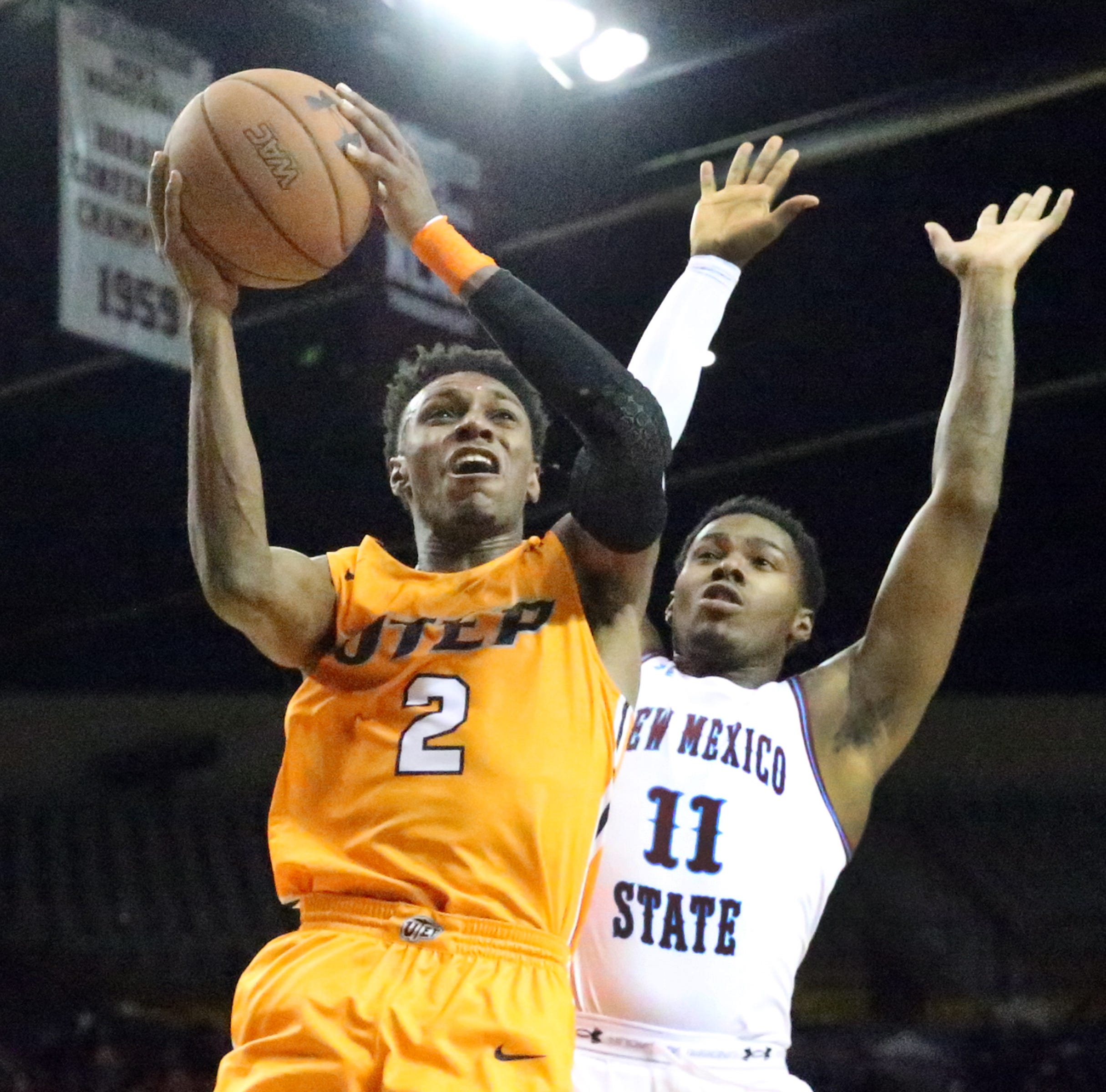 NMSU vs. UTEP basketball score: Aggies romp past Miners