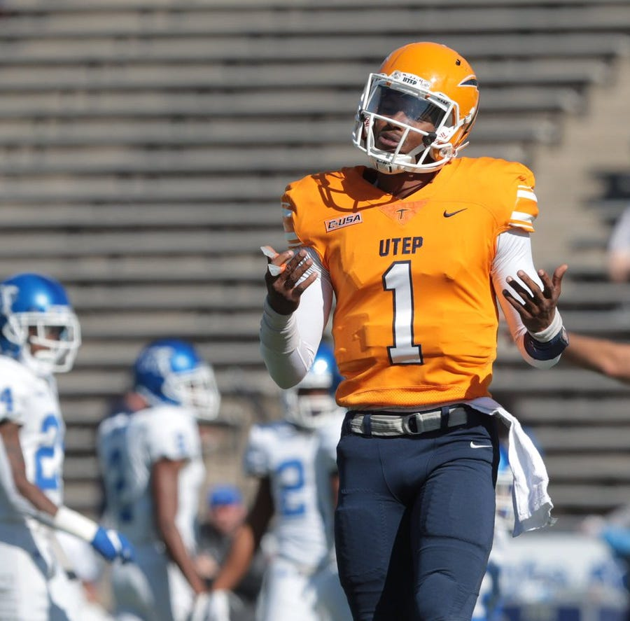UTEP loss to Middle Tennessee latest in saga of sad days for college football in Sun Bowl