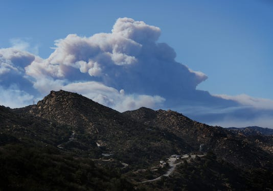 Woolsey Fire Day 2 07