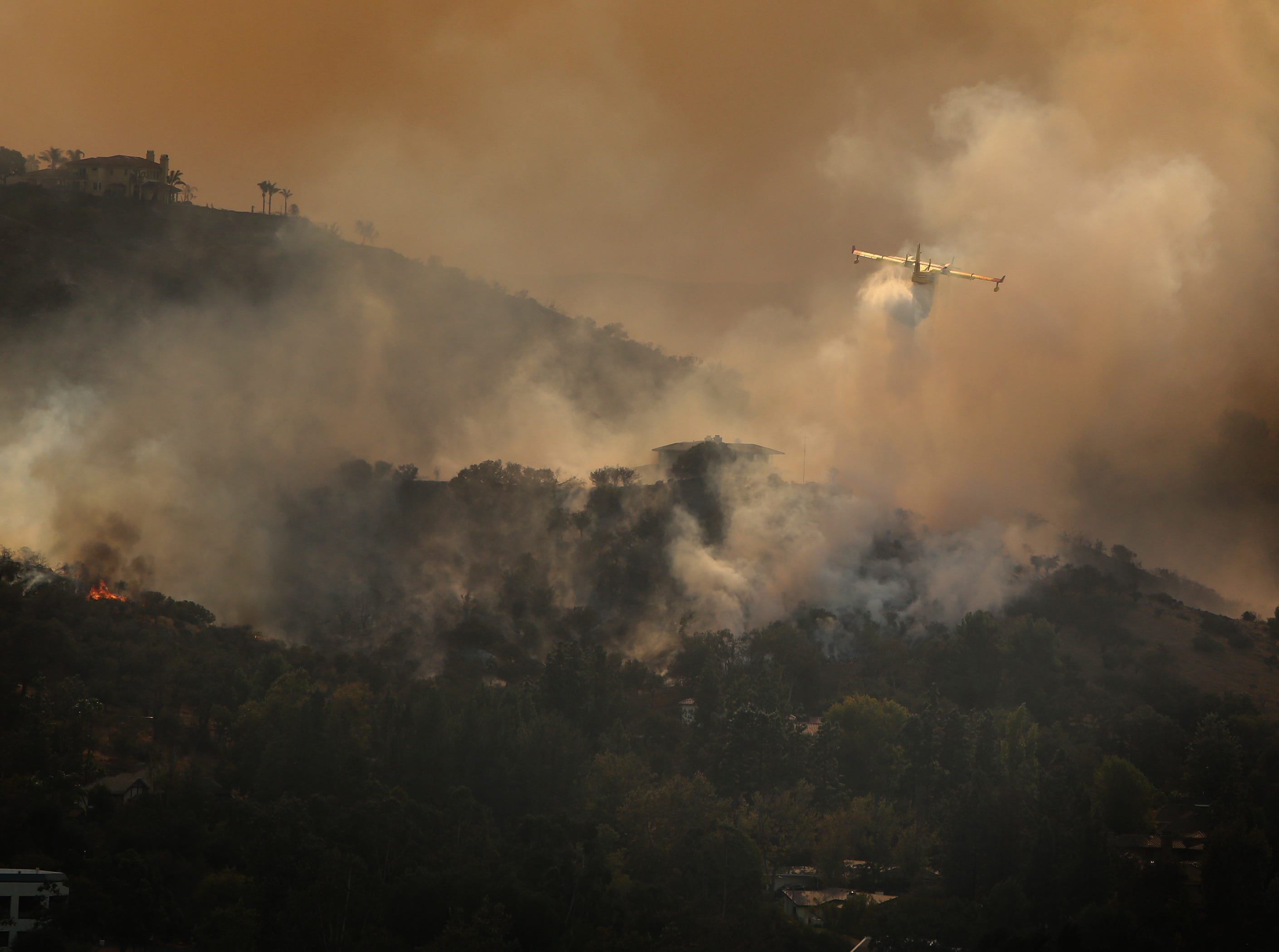 Weather forecasters warn of upcoming rain in Hill Fire, Woolsey Fire burn areas