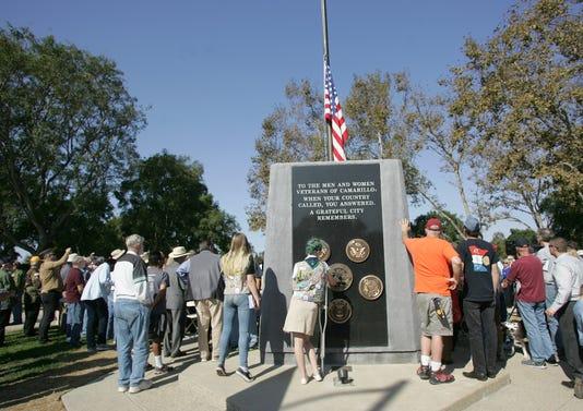 Camarillo Monument 6