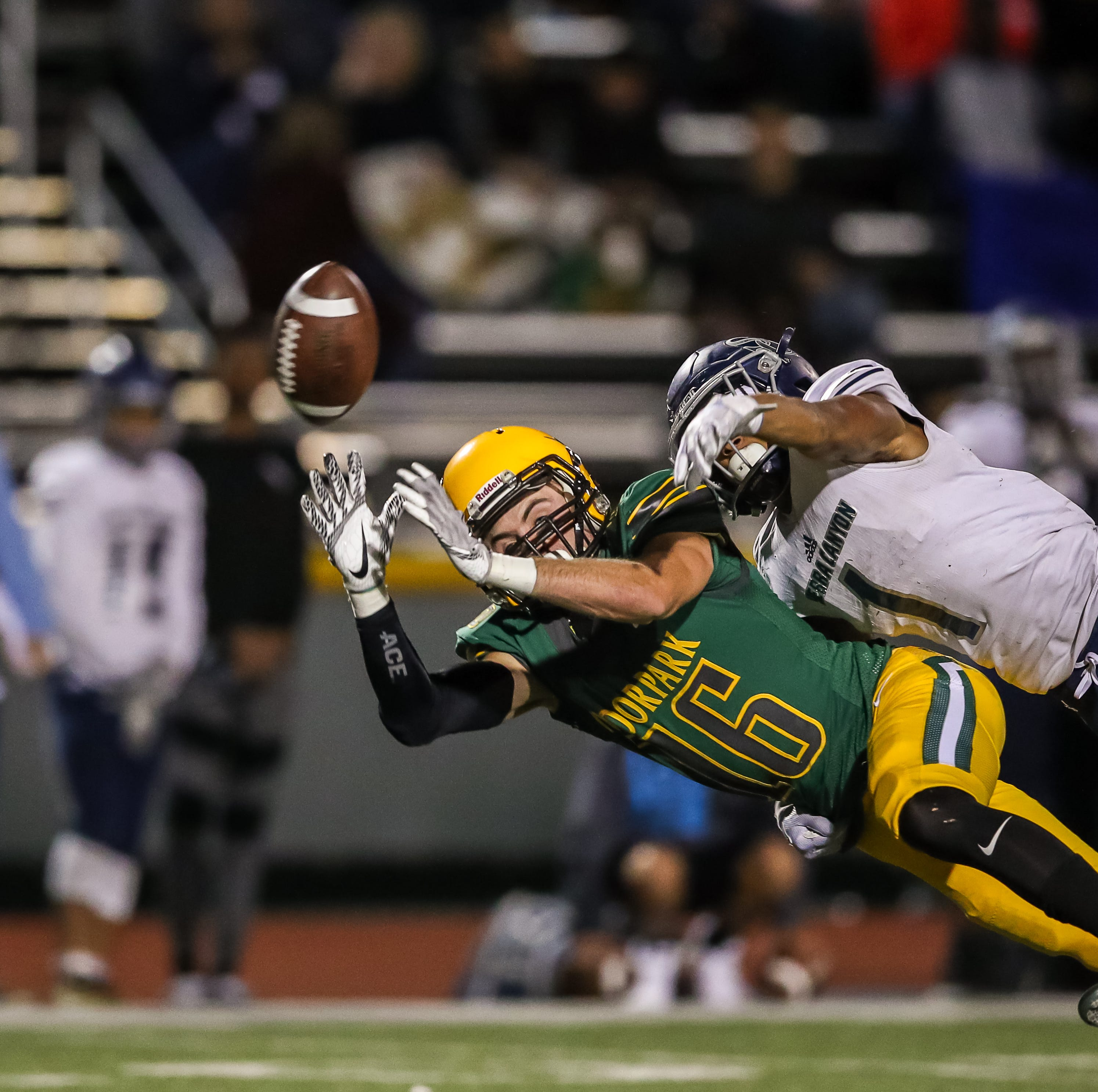 Moorpark's season ends with Division 3 quarterfinal loss to Sierra Canyon