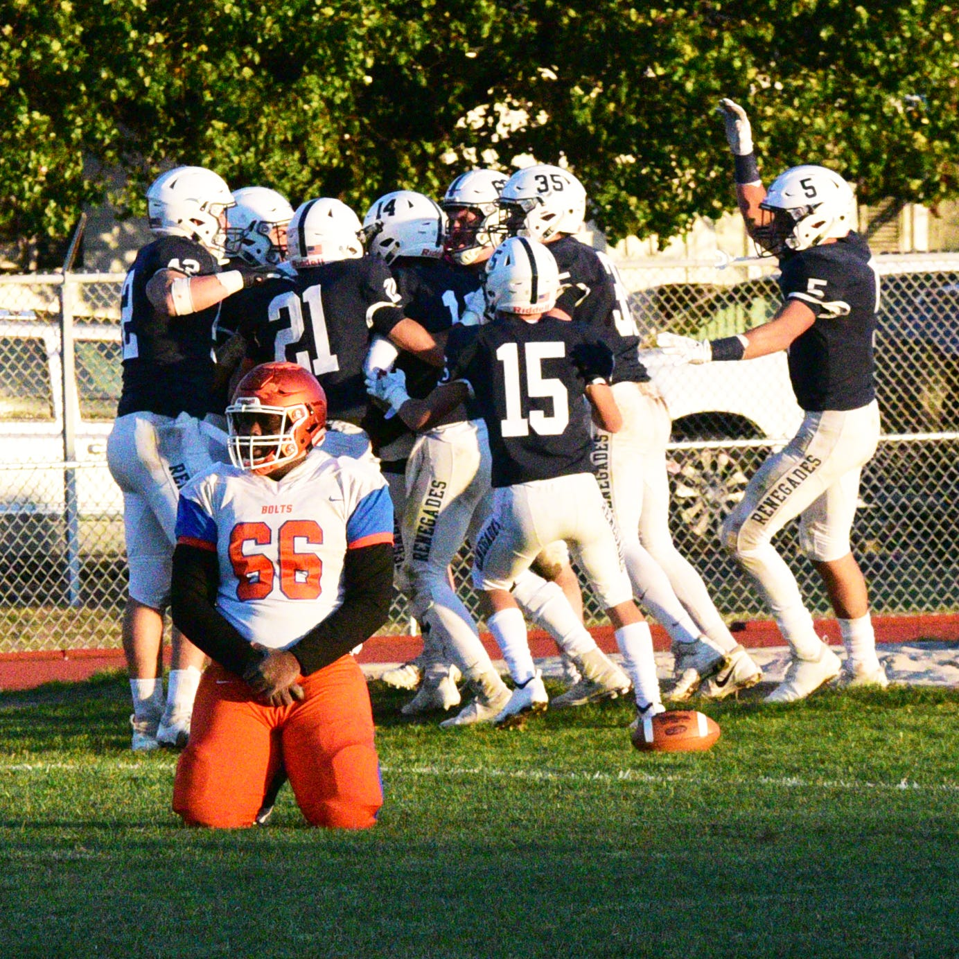 Football: Shawnee stuns Millville to reach title game