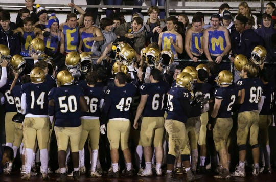 With Baynard Stadium unavailable in 2019, the Salesianum football team will play two of its home games at A.I. du Pont, two at Brandywine and one at Caravel.