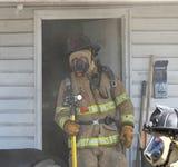 Improperly disposed smoking material damages Wichita Falls duplex