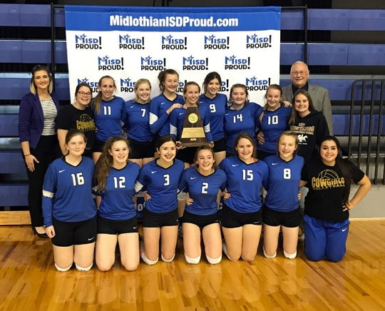 The Bryson Cowgirls are headed to the Class A state tournament.