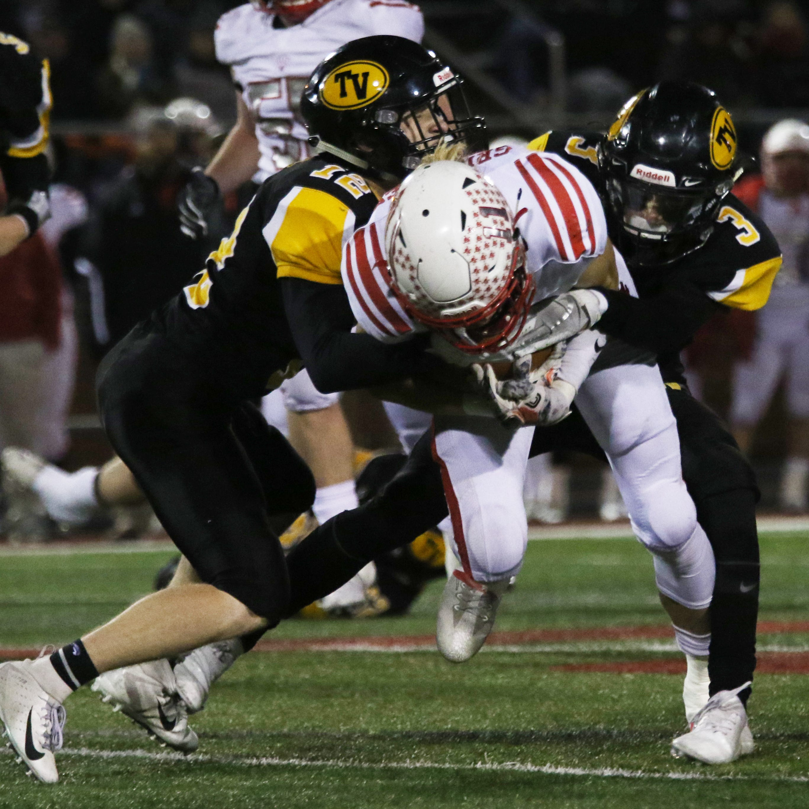 HS Football: Defensive miscues haunt Tri-Valley in loss