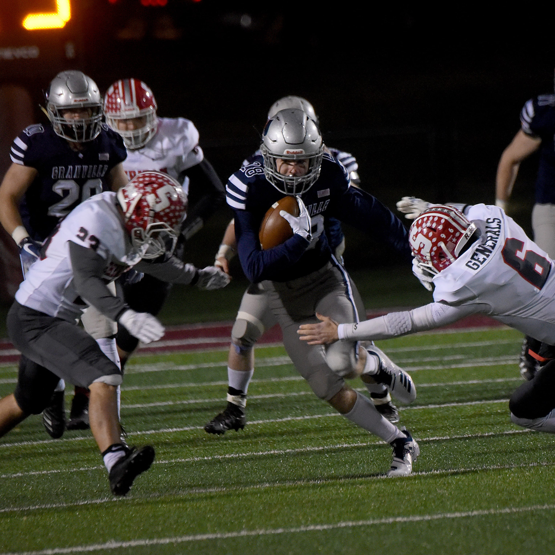 Sheridan shuts down Granville in regional semifinals
