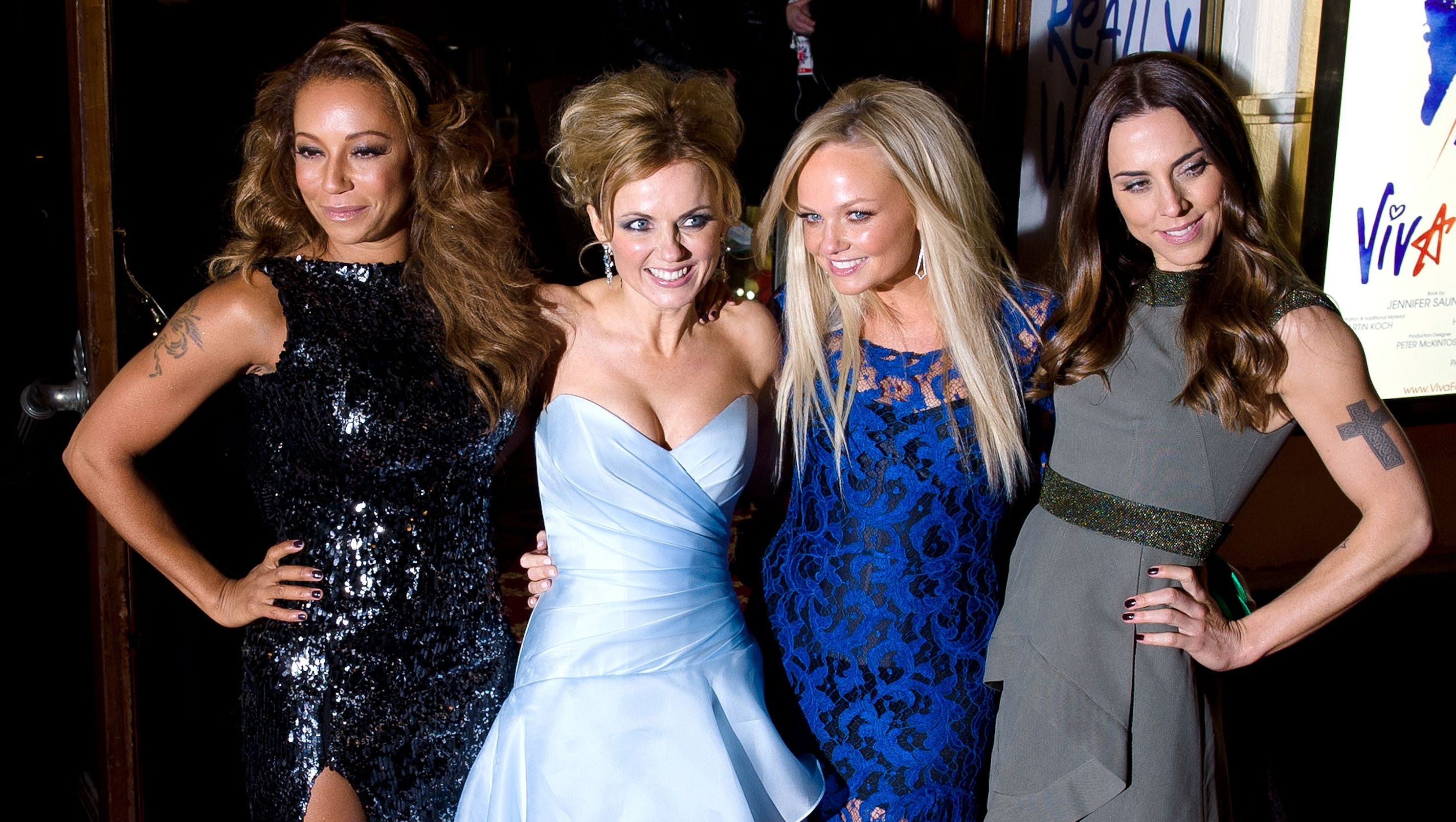 1c25c1e851c Spice Girls add 2 shows to reunion tour as ticket demand skyrockets