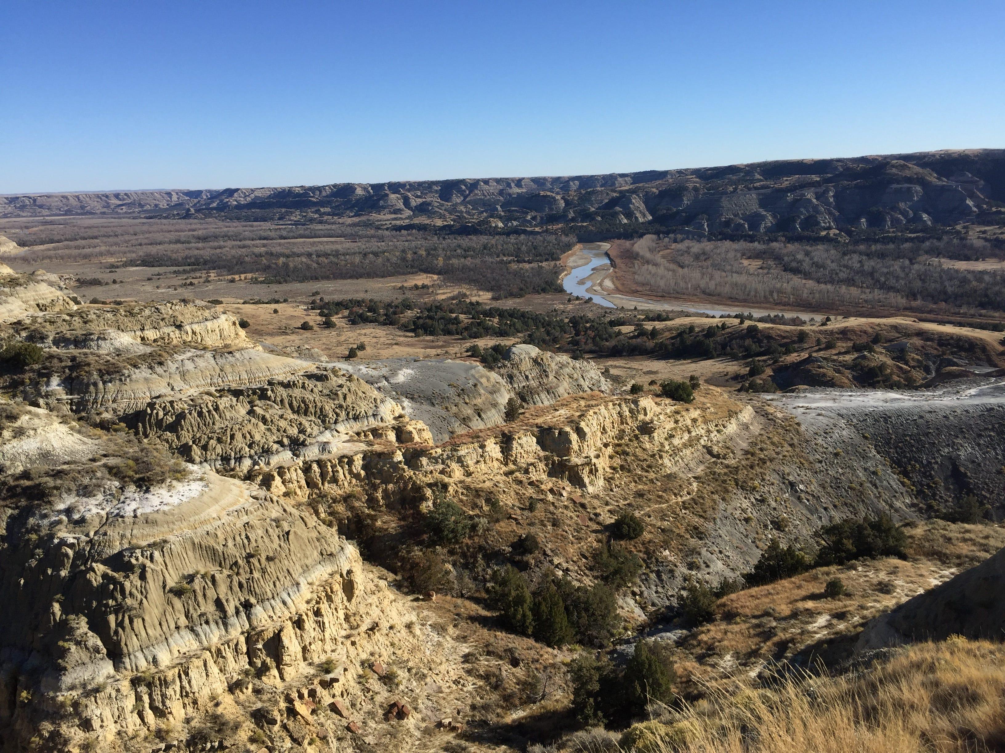 Theodore Roosevelt National Park, North Dakota's hidden gem | USA Today