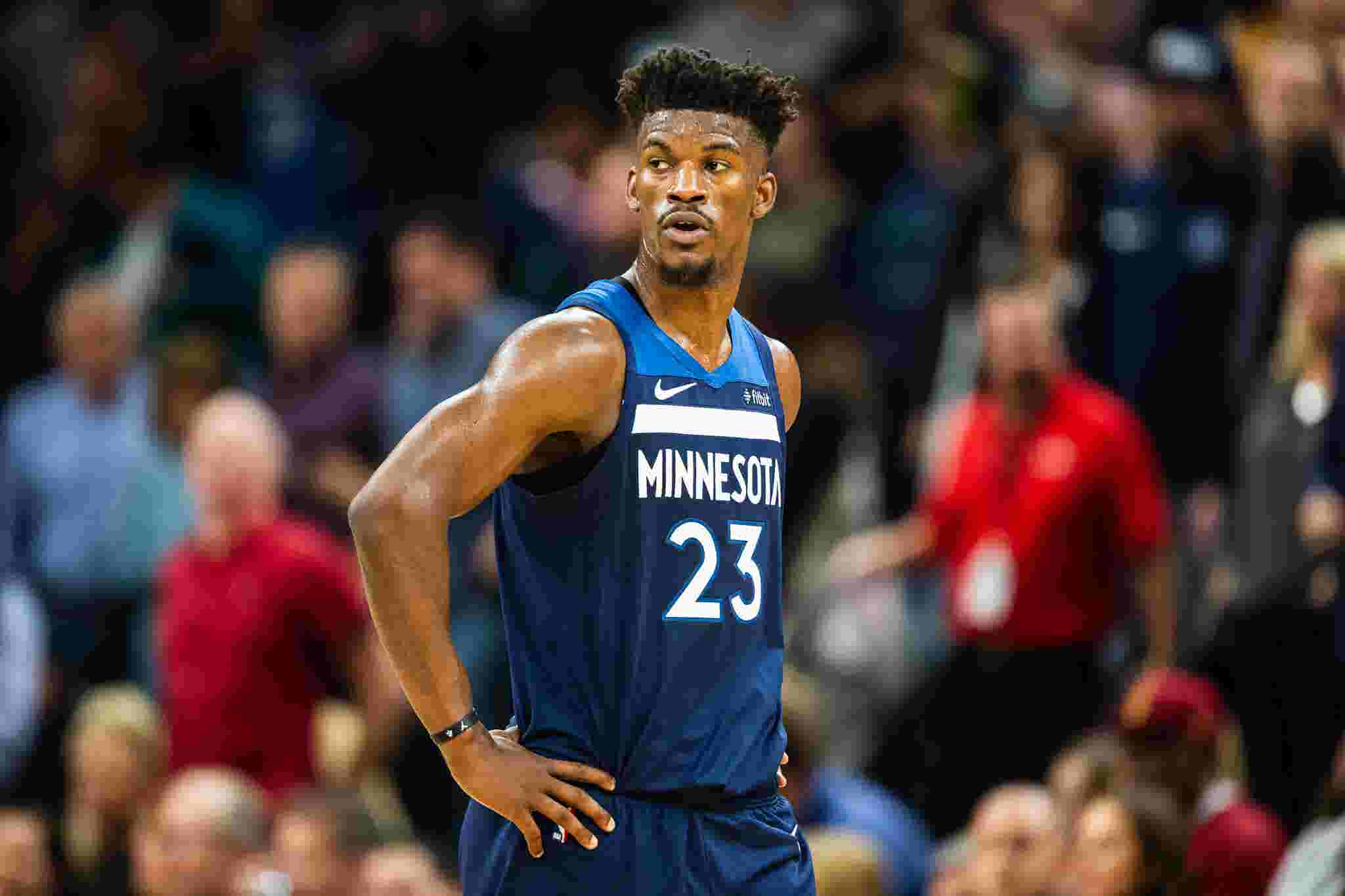 Jimmy Butler takes dig at T wolves after winning 76ers home debut f6aedc7d4