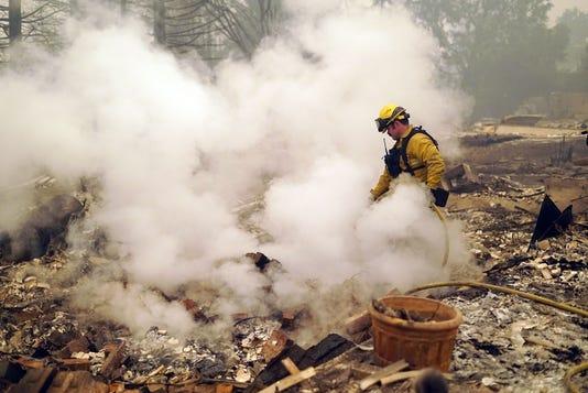 Usp News California Wildfires A Usa Ca
