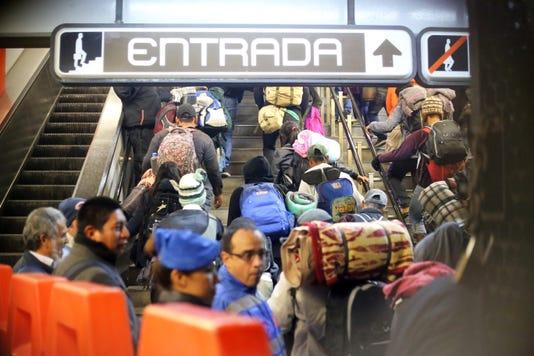 Epa Mexico Migrants Caravan Pol Migration Mex