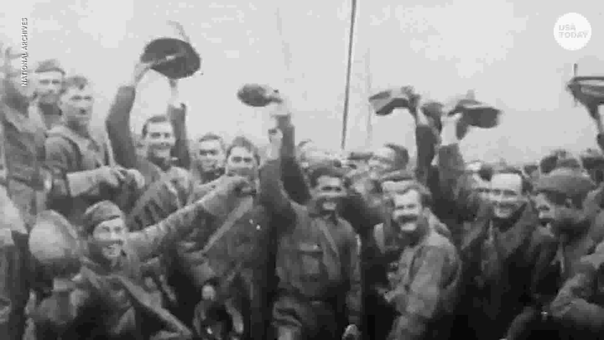Veterans Day 100th anniversary marks enduring 'sacrifice'