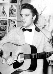 Elvis Presley's streaming numbers on Spotify reveal a few surprises.