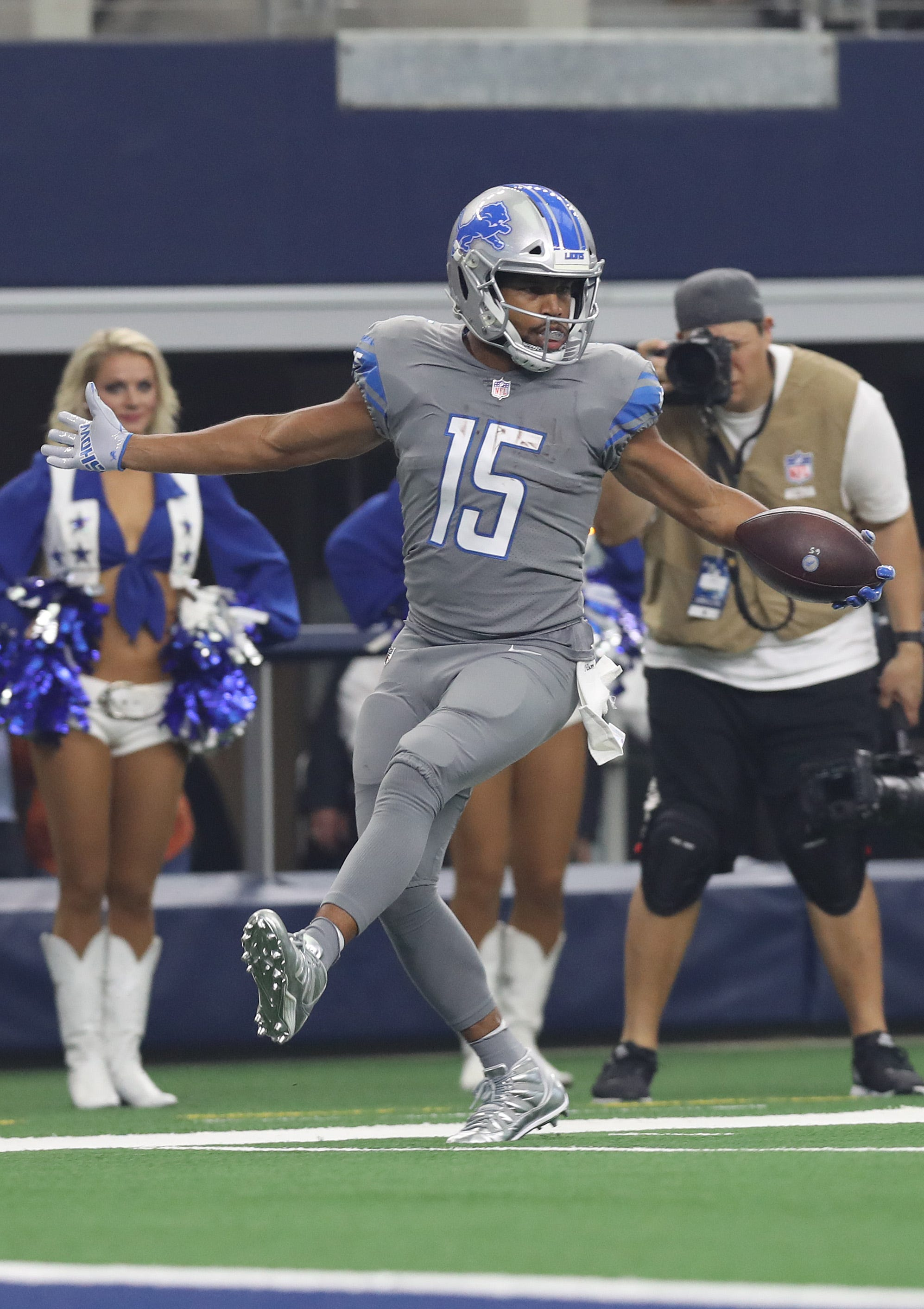 NFL Week 10 matchups to watch: Will Golden Tate burn Cowboys in Eagles debut?