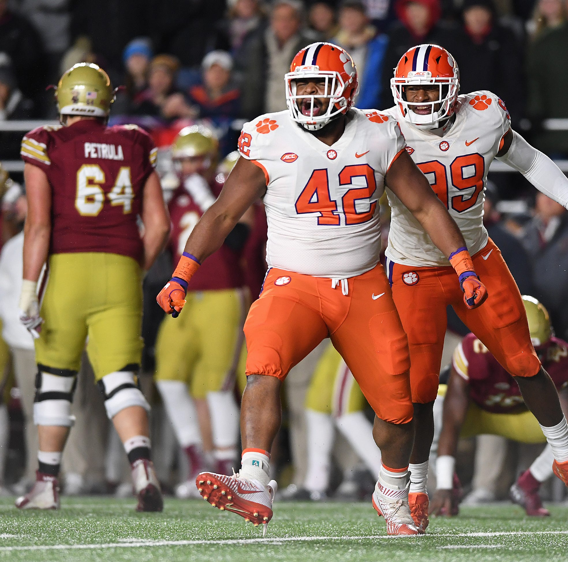 The offense is getting headlines, but the defense is Clemson's dominant side