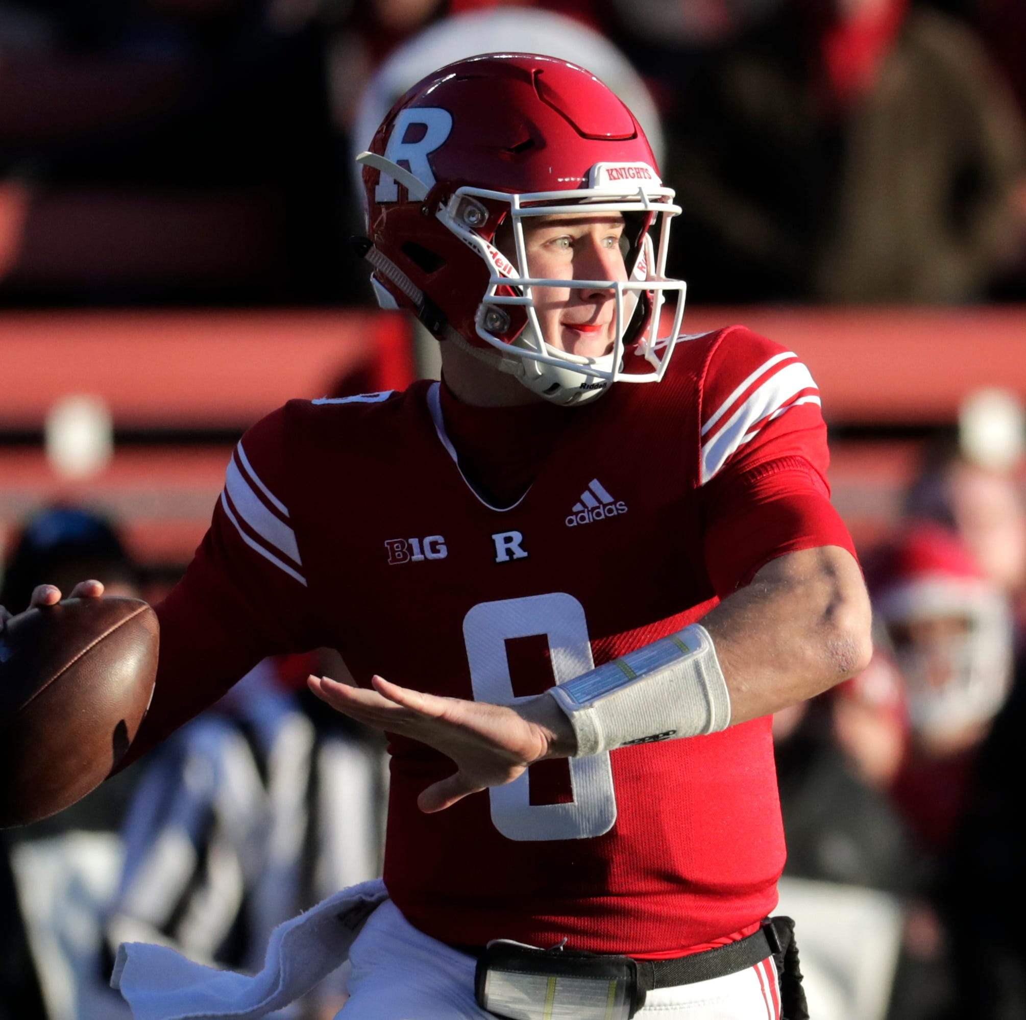 Rutgers football: Art Sitkowksi looks sharp as Scarlet-White Game features 230 points