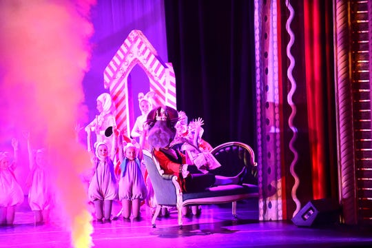 """The Mouse King is a villain audiences love in """"The Nutcracker"""" and a role Seth Willis has had since 2006."""