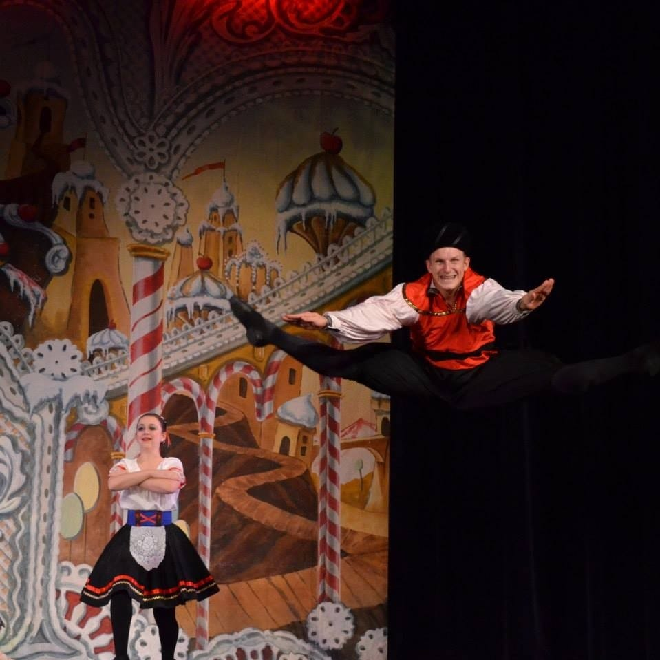 Seth Willis has Abilene 'Nutcracker' fans Russian to performances