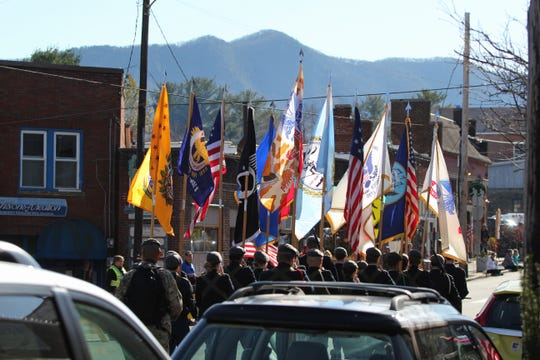The Black Mountain Salutes Veterans Day Parade will return to State Street for its second year at 2 p.m., Monday, Nov. 11.