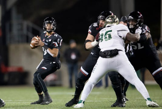 Ncaa Cincinnati Bearcats Football South Florida Football