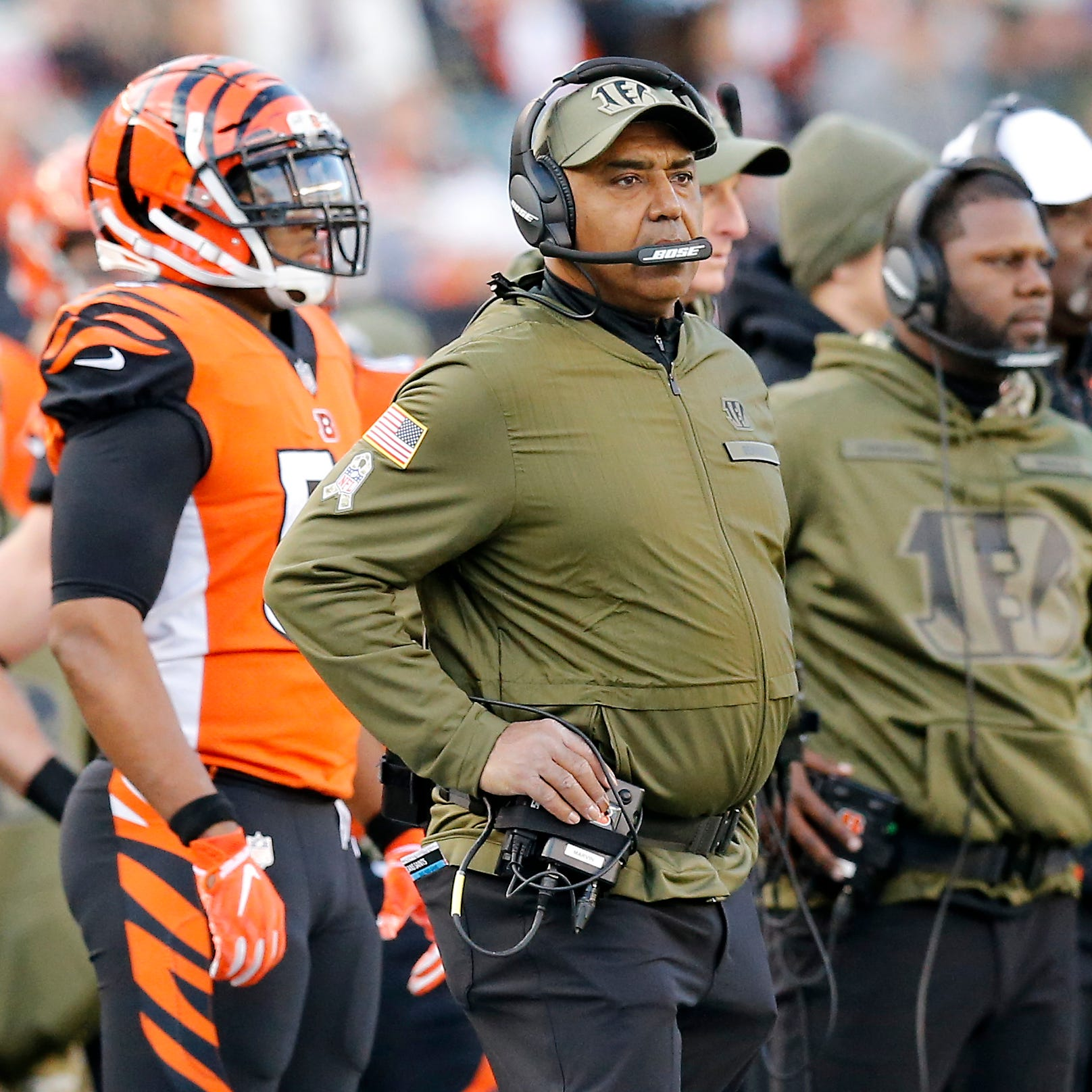 NFL Network's 'Good Morning Football': Teryl Austin fired, but when does Marvin Lewis go?