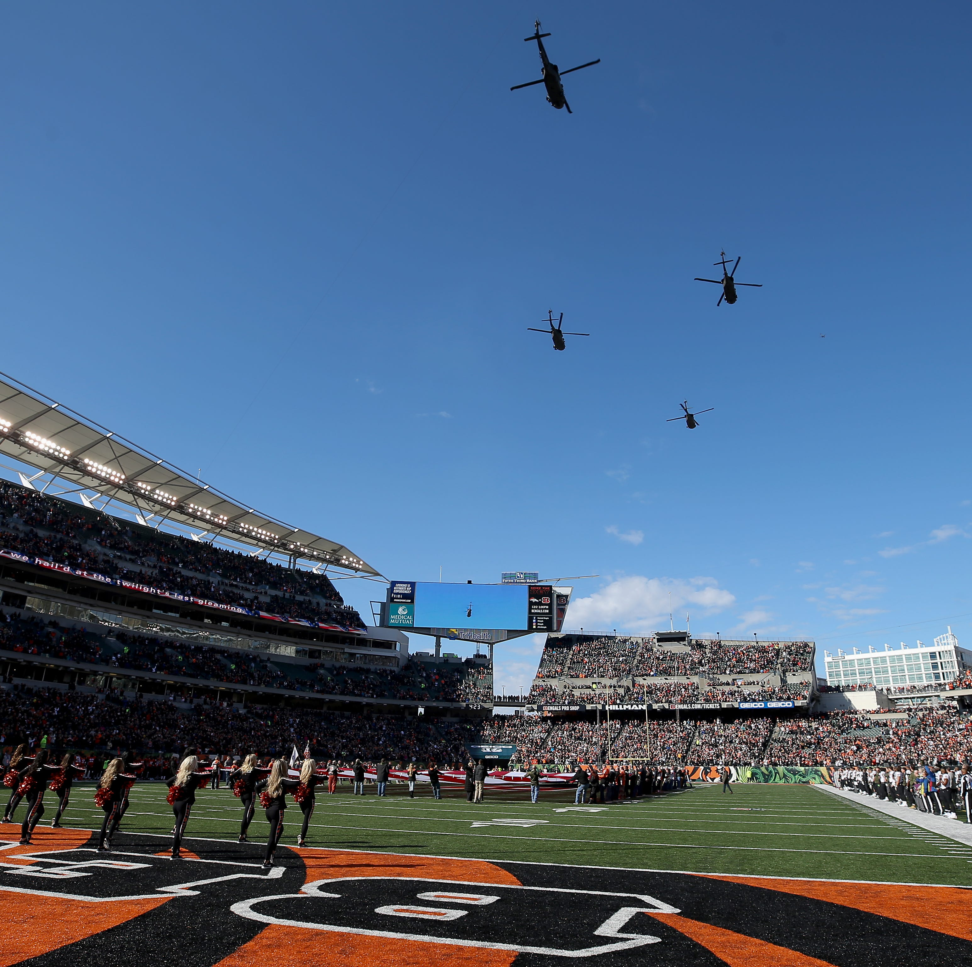 PX column: Here's why the Bengals decided to budge on Paul Brown Stadium lease